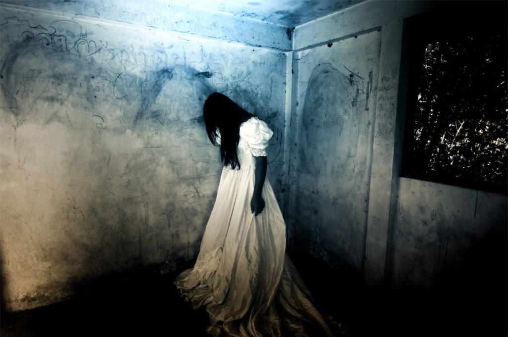 Haunted-room