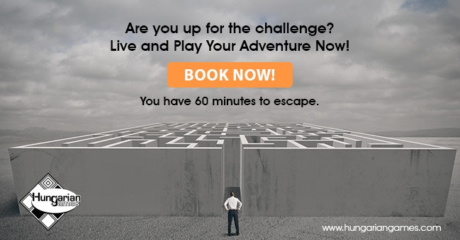 Book escape room for team building exercises now