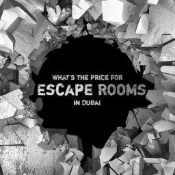 Price for Escape Rooms