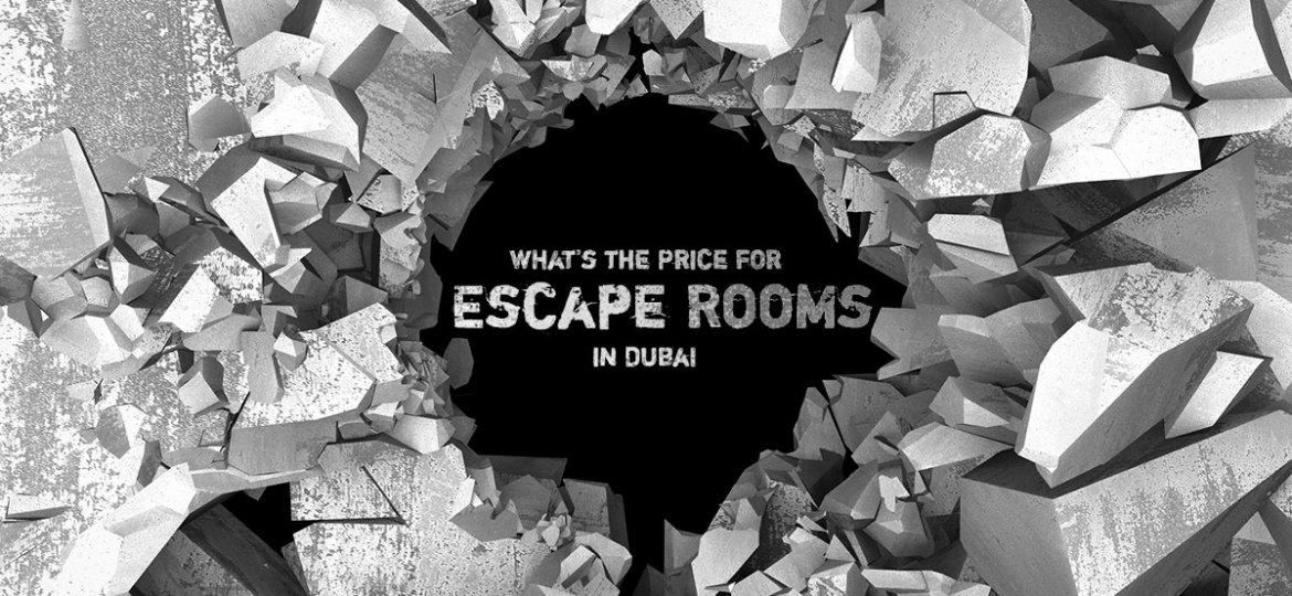 Price for Escape Rooms