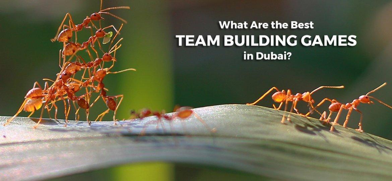best team building games