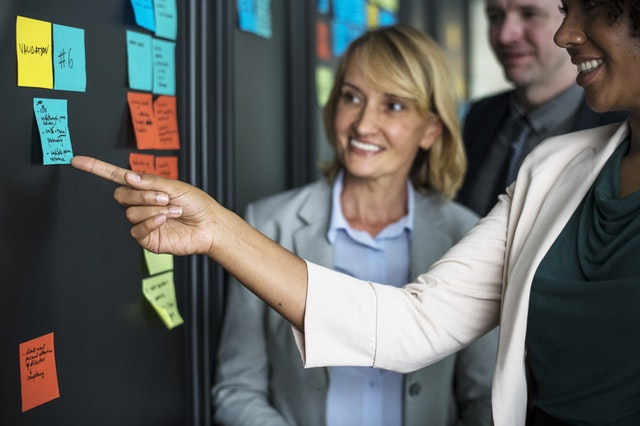 Team building strategy business workshop